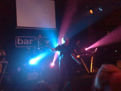 VNV Nation at Barfly, Birmingham